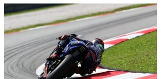 Private Test di Sepang