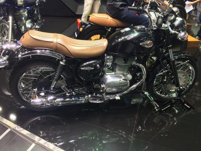 Kawasaki W175 dan W250