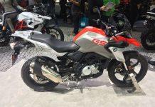 BMW Motorrad Thailand Telah Memajang G310GS