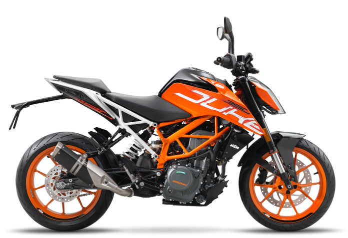 KTM Hadirkan Big Bike Racing