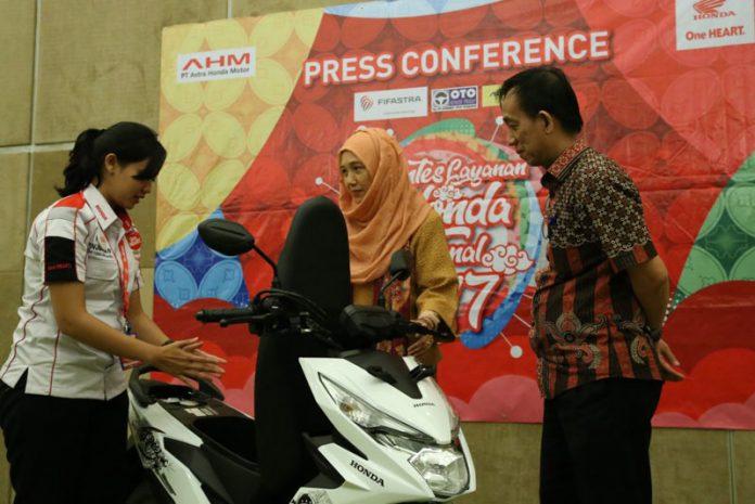 Kontes Layanan Honda Nasional