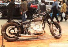 Daftar Motor Custom Terbaik di Yokohama Hot Rod Custom Show