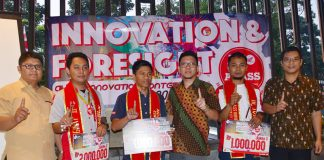 DAM Umumkan 3 Pemenang AHASS Innovation Contest 2017