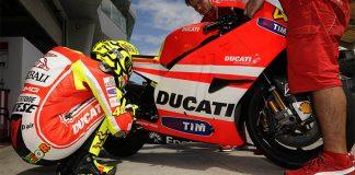 Ducati belum siap menang