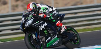 Rea Memimpin di Tes WorldSBK 2018 Jerez Hari Pertama