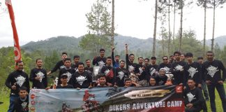 Bikers Adventure Camp DAM