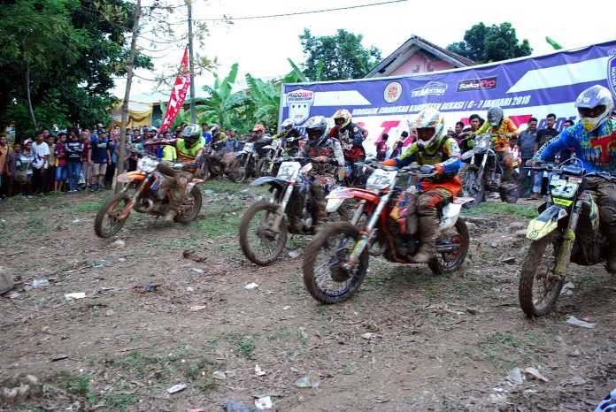 Ridogalih Open Enduro Champ Adventurer
