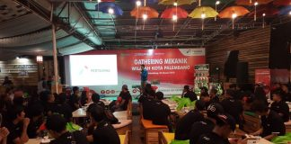 Gathering Mekanik Outlet