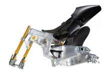 sasis Kalex Moto2 dibuat