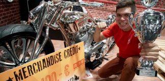 Motor Kustom Indonesia