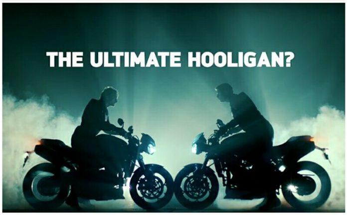 Video Teaser Triumph Speed Triple Baru