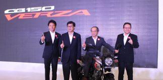 Generasi Kedua Honda Verza