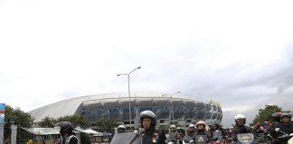 Rindu Touring Corsa 2018 Meriuhkan Kota Bandung