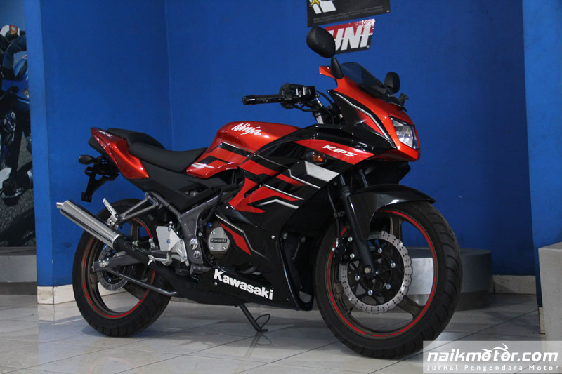 Ninja 150RR
