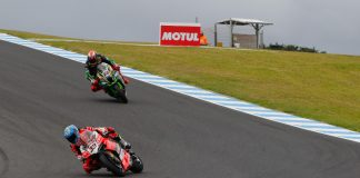 WorldSBK 2018 Phillip Island