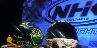 Helm Baru NHK Akan Dirilis di PRJ 2018