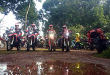West Java Motorcycle Overland