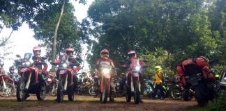 West Java Motorcycle Overland