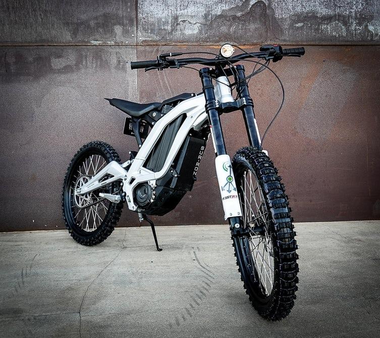 Luna Sur-Ron Setengah Dirtbike Setengah Sepeda Listrik