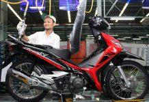 Stripping Baru Honda Supra X 125 FI