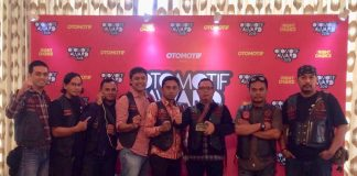 BBMC Raih Community of The Year Otomotif Award 2018