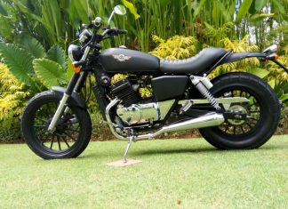 Motor Baru Hunter Motorcycles