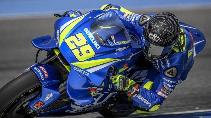 Suzuki Ecstar Lebih Kompetitif di Musim MotoGP 2018
