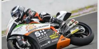 Tes Moto2 Jerez Hari Kedua