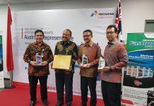 Pertamina Lubricants Membuka Kantor Perwakilan di Australia