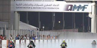 Ini Kata Pembalap Jika Trek MotoGP 2018 Qatar Basah