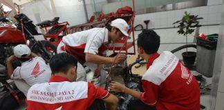 SMK Binaan Wahana Mendapat Bantuan
