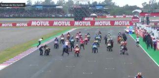 Soal Start Aneh di MotoGP Argentina, Ini Jawaban CEO Dorna