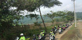Gathering Nasional Honda PCX