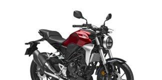 Honda CB300R di Amerika