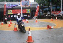 DAM menargetkan 121 Sekolah Menengah Ikuti Safety Riding
