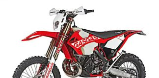 Gas Gas Enduro dan Cross Country Baru