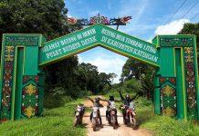 Supermoto Indonesia Discover Borneo 2018