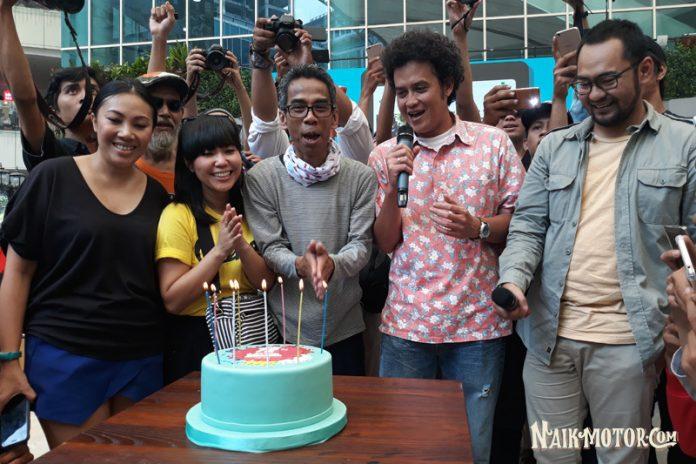 Indonesia Vespa Days