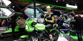 Kawasaki Z900RS CAFE