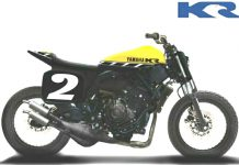 Yamaha KR-Customized