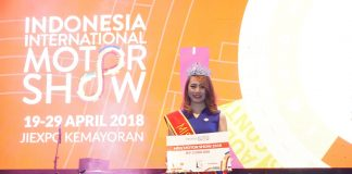 Miss Motor Show 2018