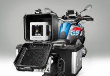 BMW Motorrad iPart 3D Mobile Printer