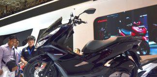 sistem hybrid Honda PCX