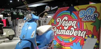 Vespa Color Days