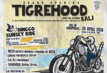 grand opening Tigrehood Bali
