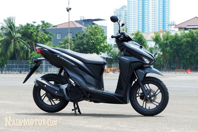 All New Honda Vario 150 Pakai Kaliper Rem Tokico Alasannya