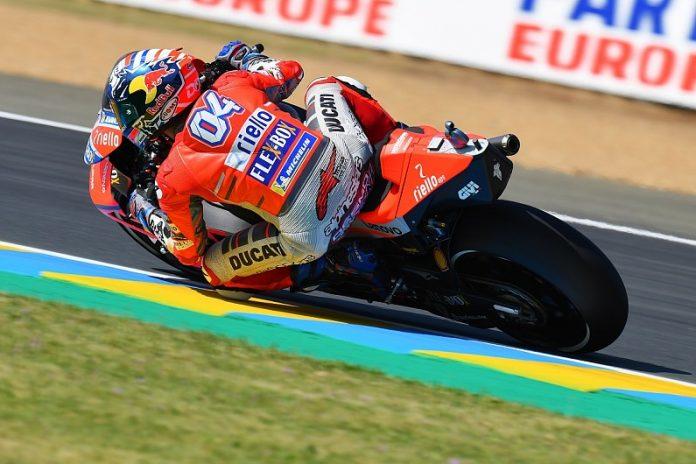 Hari Pertama FP MotoGP 2018 LeMans