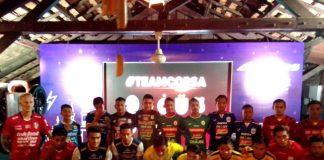 Corsa Mendukung 11 Tim Sepakbola Nasional