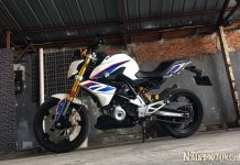 Modifikasi BMW G310R