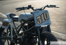 BMW G310R Custom Tracker
